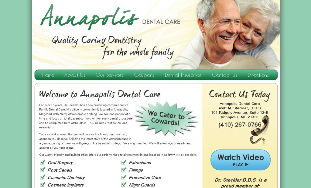 Annapolis Dental Care_1286463975841