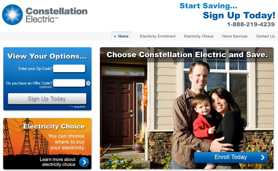 constellation electric