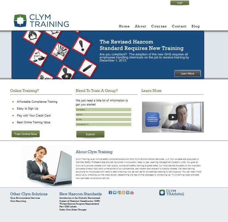CLYM Training