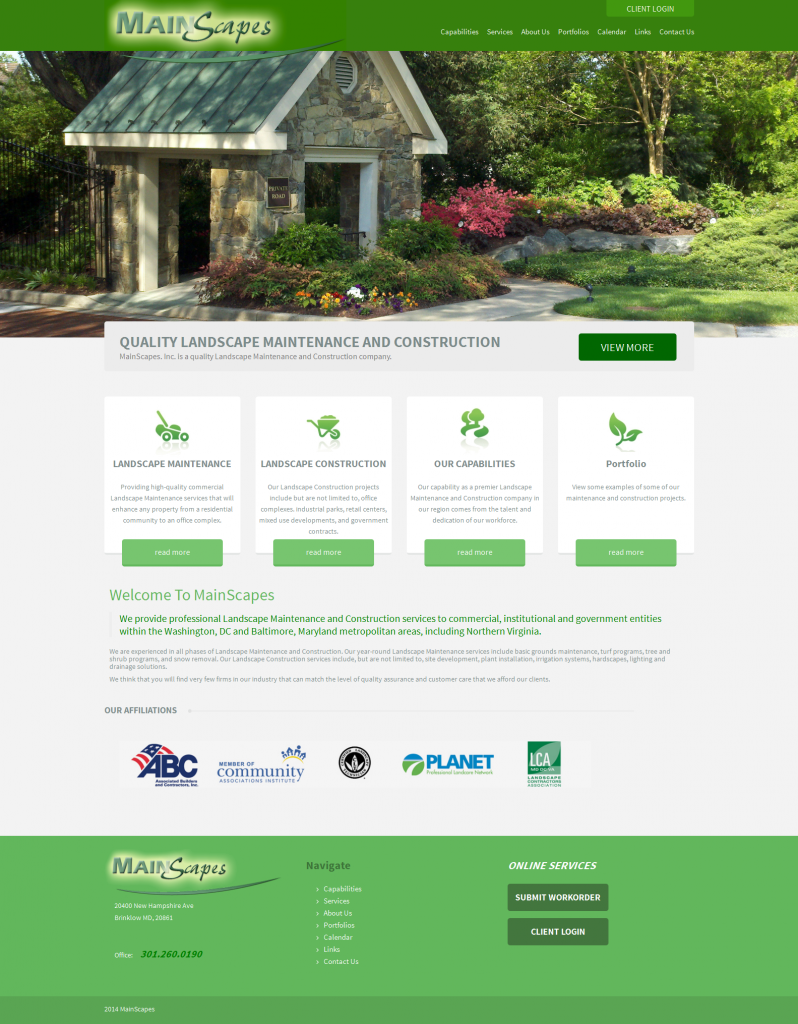 baltimore website design