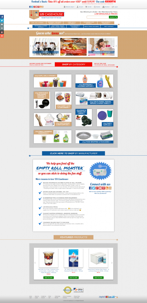 US Casehouse   Online Shopping for Disposables  Cleaning Supplies    More