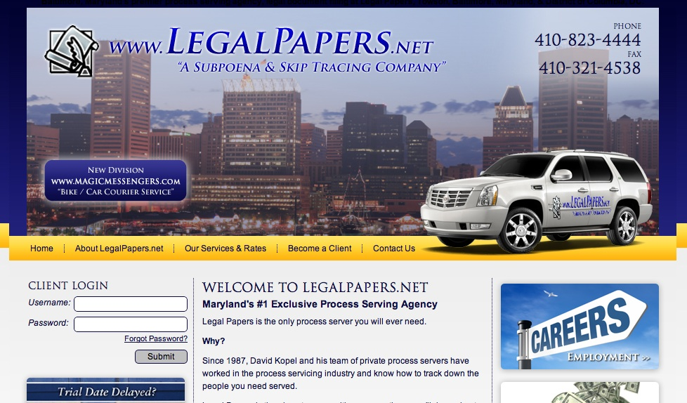 Legal Papers